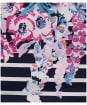 Women's Joules Oceanne Halterneck Swimsuit - Pink / Navy
