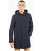 Men's Timberland Doubletop Mountain 3 in 1 Raincoat - Dark Navy