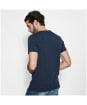 Men's Timberland Dunstan River Pocket Slim Tee - Dark Navy