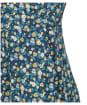 Women's Seasalt Carnmoggas Dress - Shawl Flower Light Squid