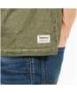 Men's Timberland Heritage Garment Dye Tee - Grape Leaf