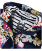 Women's Joules Coast Print Waterproof Jacket - Cambridge Anniversary Floral