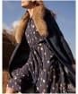 Women's Joules Briony Shirt Dress - Navy Teasel
