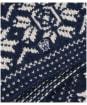 Men's Edmund Hillary Edmund Knit Snowflake Sweater - Blue
