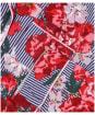 Women's Joules Caitlin Pyjama Set - Blue Stripe Floral