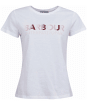 Women's Barbour International Hattrick Tee - White