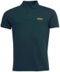 Men's Barbour International Essential Polo - Benzine