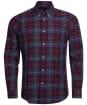 Men's Barbour Connel Shirt - Merlot