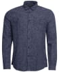 Men's Barbour Cabin Shirt - Navy