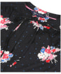 Women's Crew Clothing Phoebe Top - Black Floral