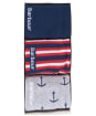 Men's Barbour Nautical Sock Gift Set - Red / Navy / Grey