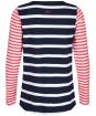 Women's Joules Harbour Top - Navy / Cream Stripe