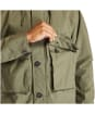 Men's Timberland Recycled Worker Waterproof Jacket - Grape Leaf