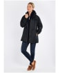 Women's Dubarry Bangor Waterproof Jacket - Navy