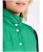 Women's Dubarry Ballycoe PrimaLoft® Gilet - Kelly Green