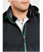 Men's Dubarry Bundoran Waterproof Jacket - Navy
