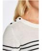 Women's Dubarry Portlaw Sweater - White