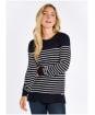 Women's Dubarry Portlaw Sweater - Navy