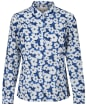 Women's Seasalt Larissa Shirt - Mallow Flower Cargo