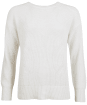 Women's Barbour Monteith Knit - Cream