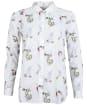 Women's Barbour Ingham Shirt - Cloud Print