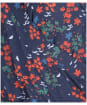 Women's Lily & Me Winter Wrap Dress - Navy
