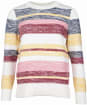 Women's Barbour Skysail Knit - Off White