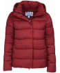 Women's Barbour Limpet Quilted Jacket - Carmine