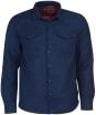 Men's Barbour Melvin Overshirt - Navy