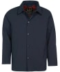 Men's Barbour Fawk Waterproof Jacket - Navy