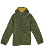 Boy's Barbour Holf Quilted Jacket – 6-9yrs - Rifle Green