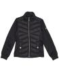 Girl's Barbour International Understeer Sweater – 6-9yrs - Black