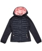 Girls Barbour Nethercote Sweater – 10-15yrs - Navy