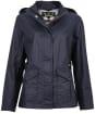 Women's Barbour Baberton Casual Jacket - Navy