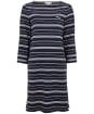 Merseyside Dress - Navy Stripe