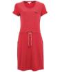 Baymouth Dress - OCEAN RED