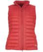 Women's Barbour Runkerry Gilet - Ocean Red