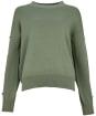 Women's Barbour International Drifting Knit - Lt Army Green