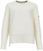Women's Barbour International Delta Knit - Off White