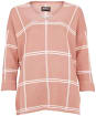 Women's Barbour Wellwood Knit - Rose Tan