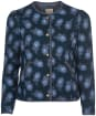 Women's Barbour Pippa Quilted Overshirt - Navy