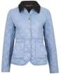 Women's Barbour Deveron Quilted Jacket - BLUE MIST
