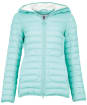 Women's Barbour Saltburn Quilted Jacket - Mint