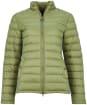 Women's Barbour Ashridge Quilted Jacket - Bayleaf