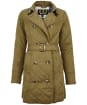 Women's Barbour Fairsfield Quilted Jacket - Olive
