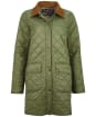 Women's Barbour Avebury Quilted Jacket - Bayleaf
