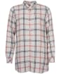 Women's Barbour Baymouth Shirt - Cloud Check