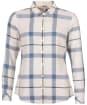 Women's Barbour Bredon Shirt - Mist / Cloud