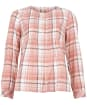 Women's Barbour Barrier Top - Multi Check