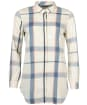 Lothian Shirt - Blue Tartan